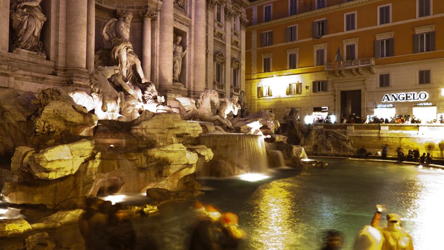 Roma en Navidad