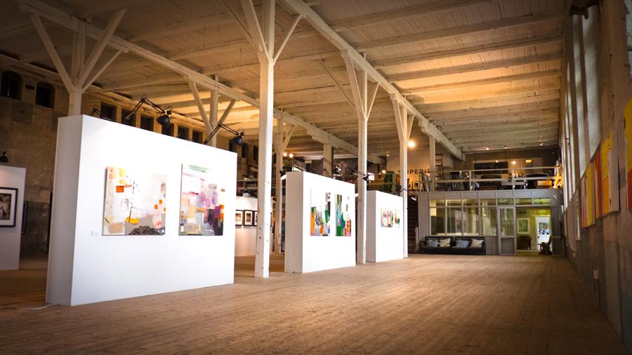 Galería Sliperiet, Karlstad