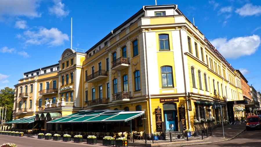 Elite Hotel, Karlstad