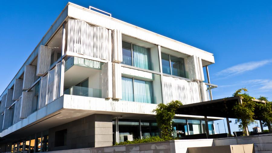Hoteles de dise o altis bel m hotel spa el arquitecto for Arquitectura de hoteles